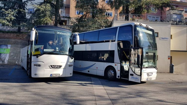 Rimini Iznajmljivanje Autobusa Duck Travel i Buisness Travel