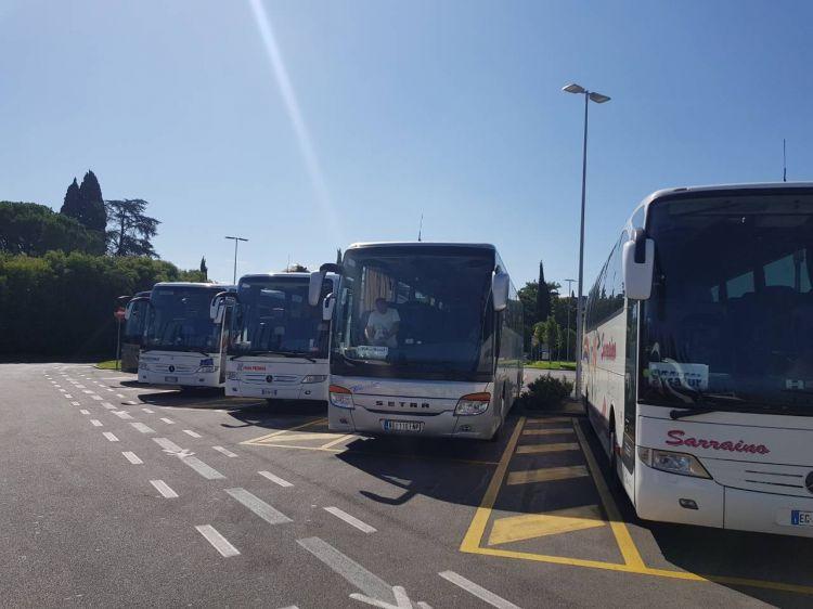 Prirpema za Španiju Eta Turs i Felix Travel Iznajmljeni Autobusi