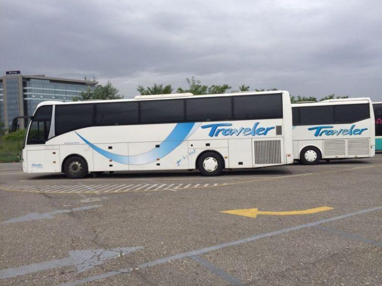 Srebrno Jezero Iznajmljivanje Autobusa