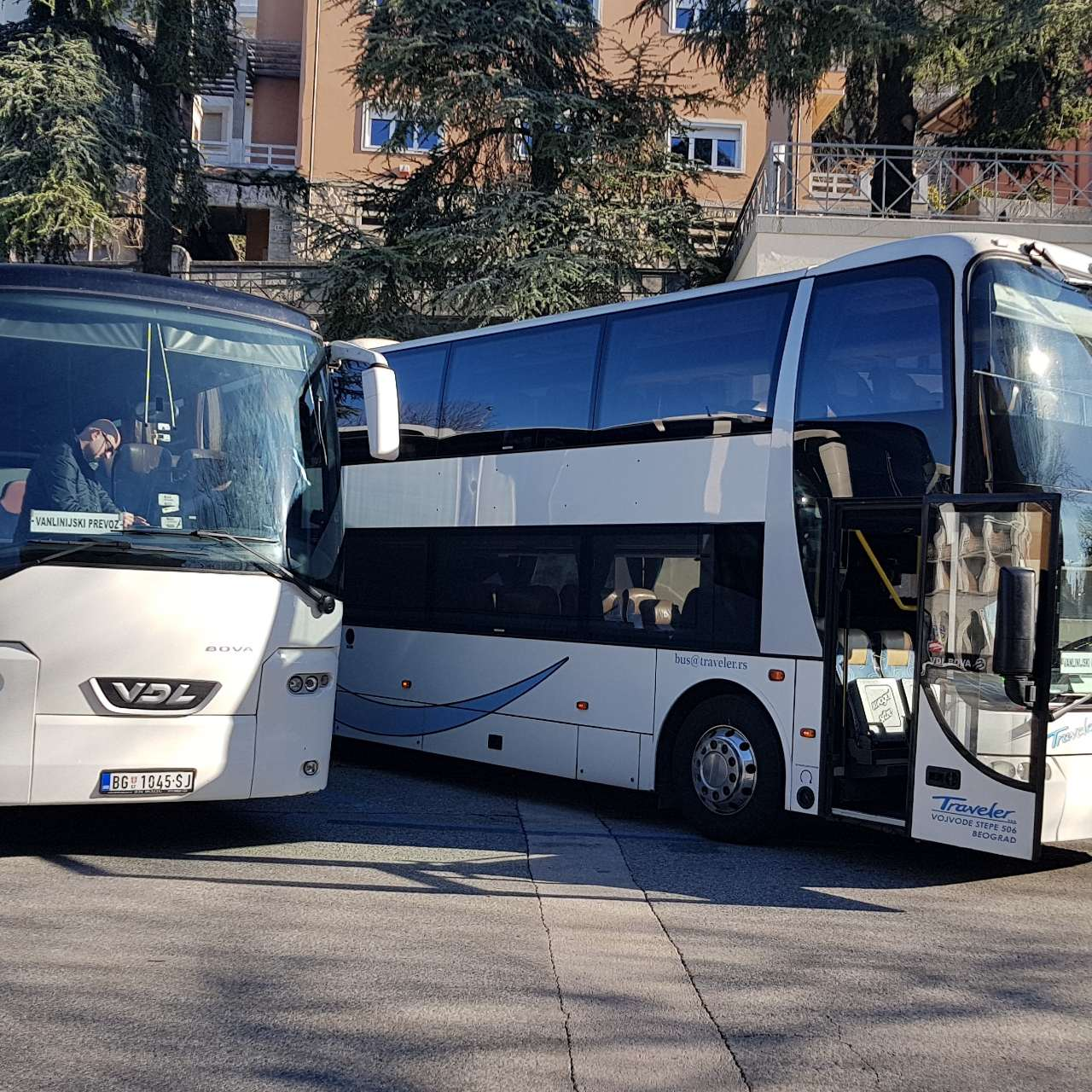 Rimini Iznajmljivanje Autobusa Duck Travel i Buisness Travel
