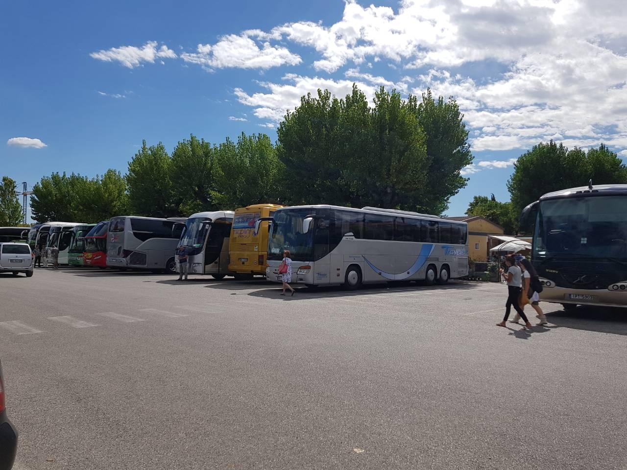 Italija Iznajmljivanje Autobusa