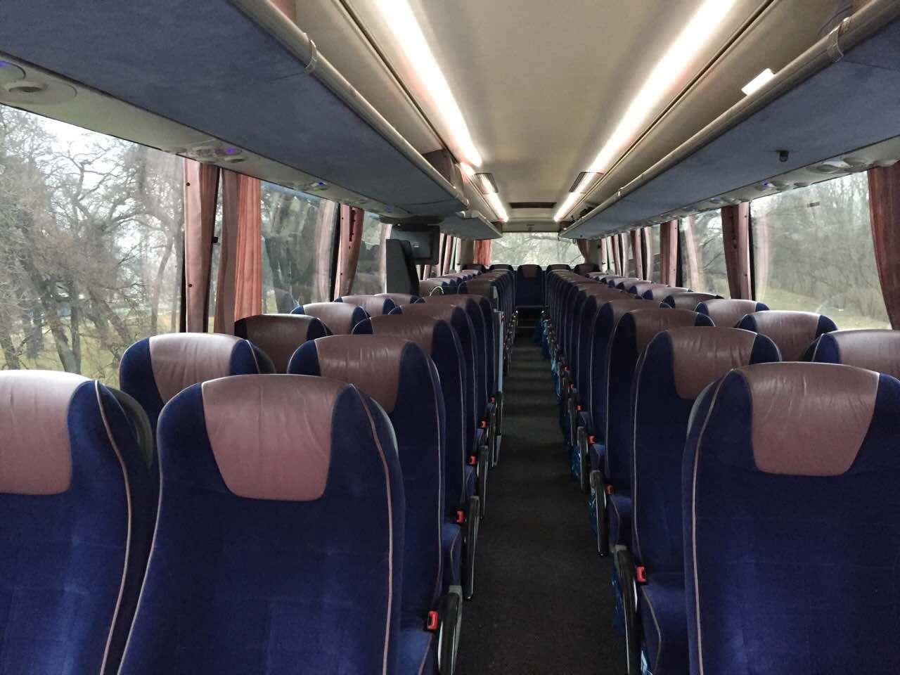 Iznajmljivanje Autobusa 59 + 2 Traveler Srbija Beograd