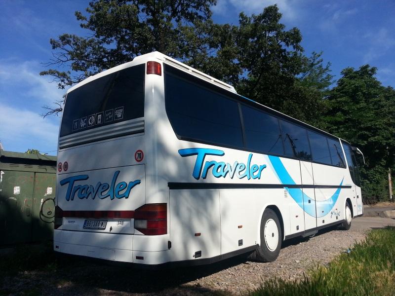 Iznajmljivanje Autobusa Traveler Srbija